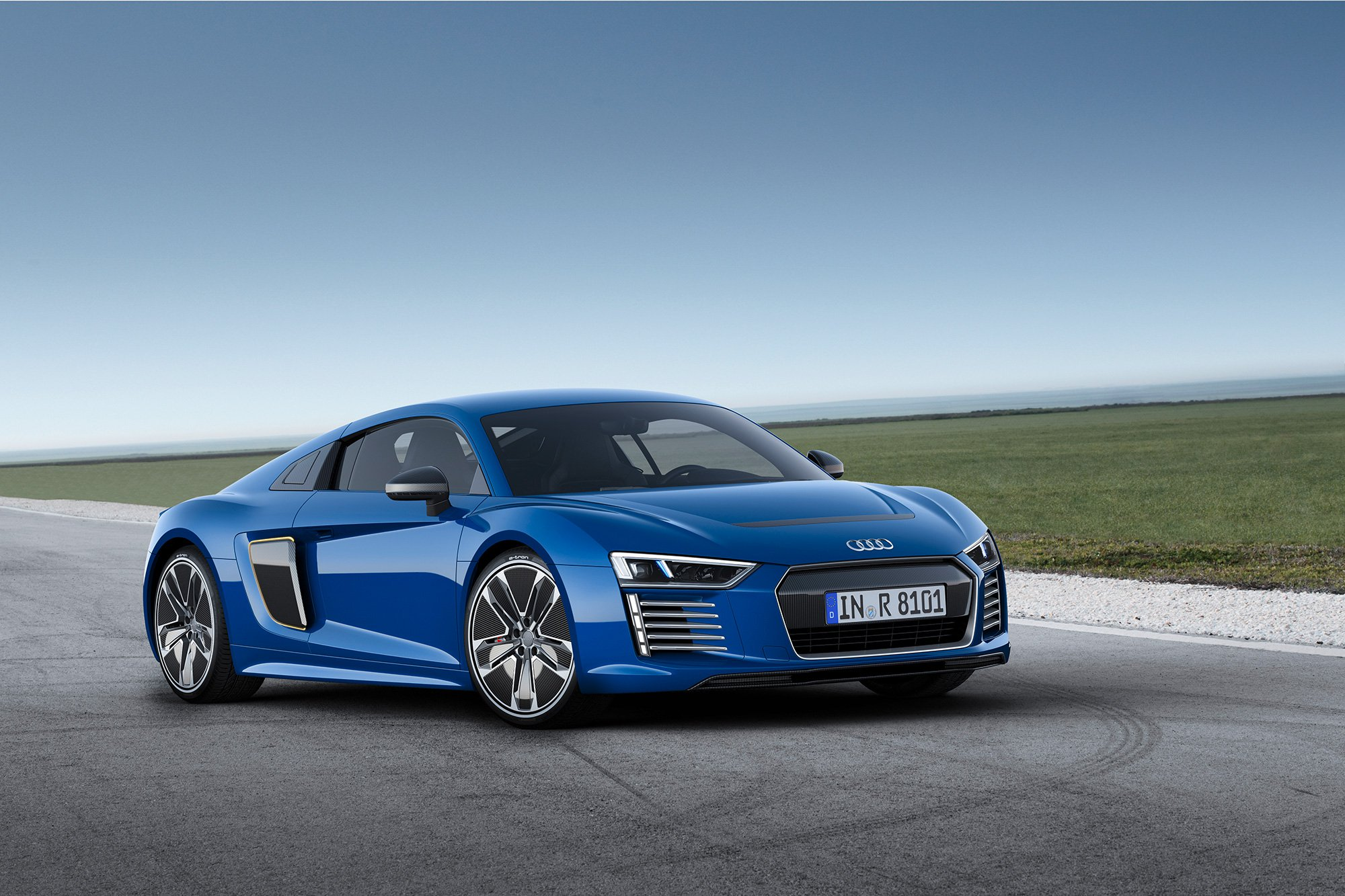 All-Electric Audi R8 E-Tron Is Dead Once Again