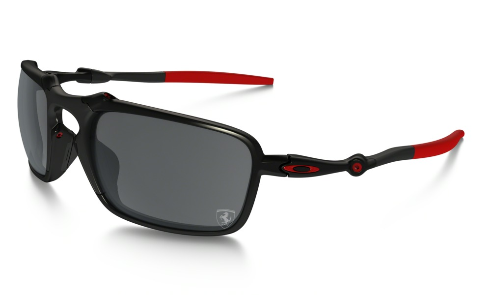 Ferrari and Oakley Will Have You Seeing the World Through Rose Colored Glasses