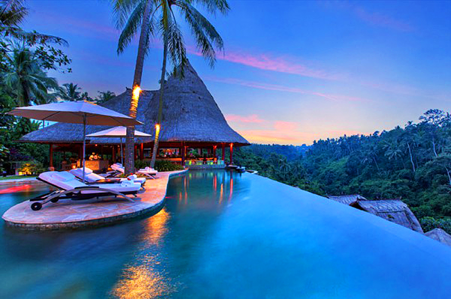 The Top 5 Luxury Hotels in Ubud, Bali are So Stunning—They're Almost Unbelievable