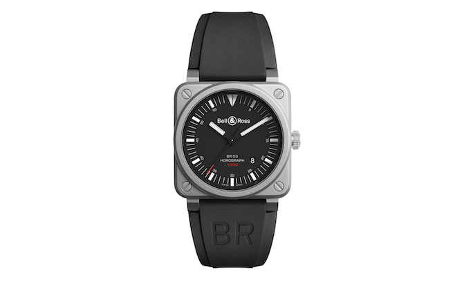 Bell And Ross Introduces Revised BR03 At Baselworld