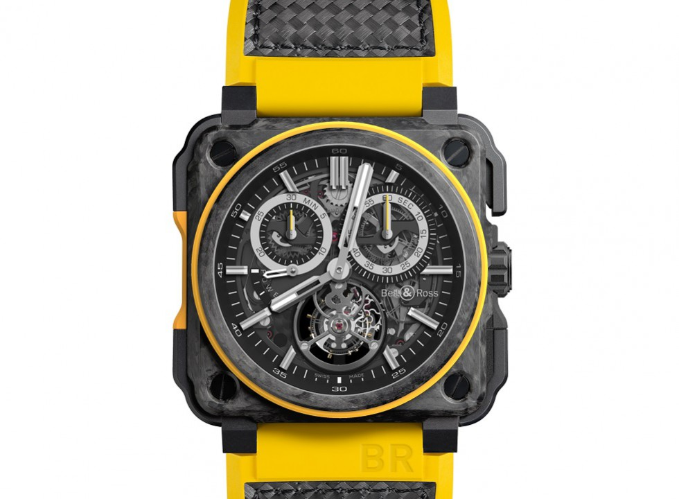 Bell & Ross BR-XI Introduces the Exclusive RS16