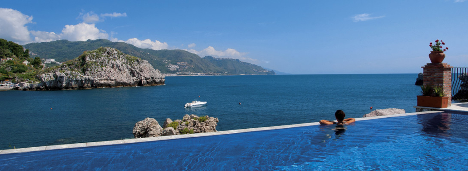 Escape The Summer Heat at Italy's 5 Most Luxurious Beach Hotels