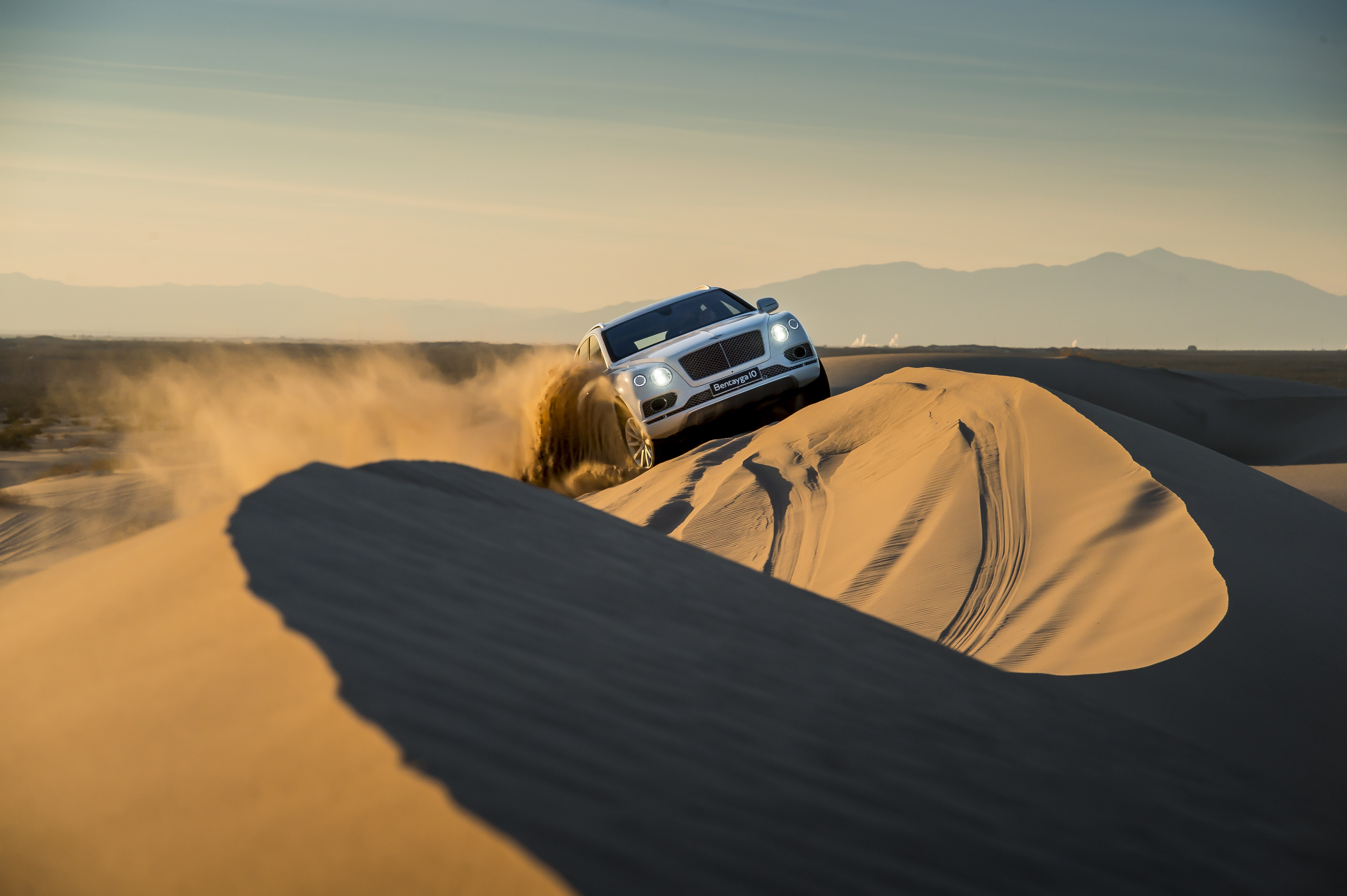 How Bentley Dynamic Ride Cushions On-Road and Conquers Off-Road