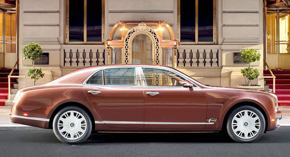 Stay in the Bentley Suites at the St. Regis
