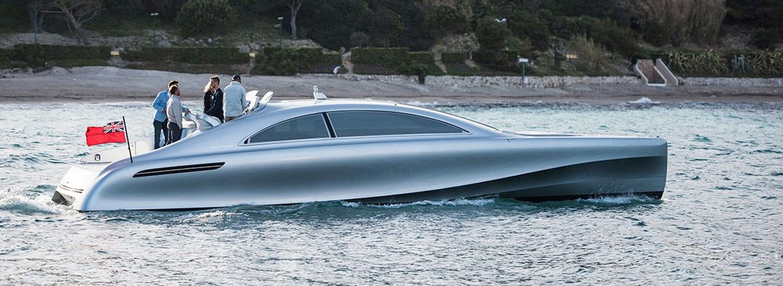 Live In Luxury Aboard the Mercedes-Benz Arrow460-Granturismo