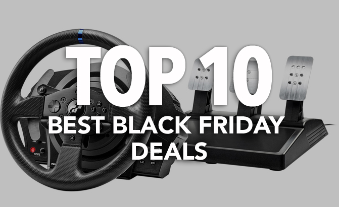 Top 10 Best Black Friday Deals for Car People
