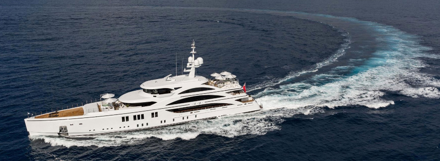 If You Think This Huge Superyacht Looks Amazing—Wait Until You See The Inside!