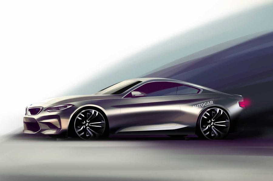 BMW is Reportedly Working on a New M8