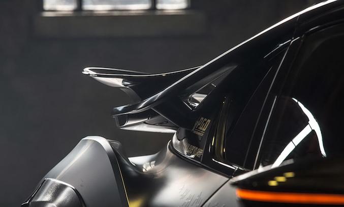 Bmw I8 Evo Dark Knight 3
