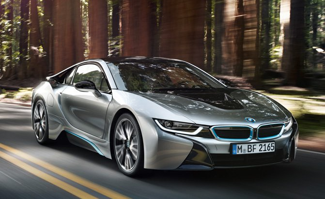 The BMW i8 Can Now Truly Be Called a Halo Car