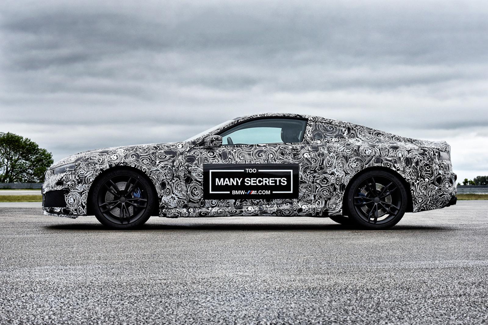 BMW Says Hybrid M Cars are Already Undergoing Testing