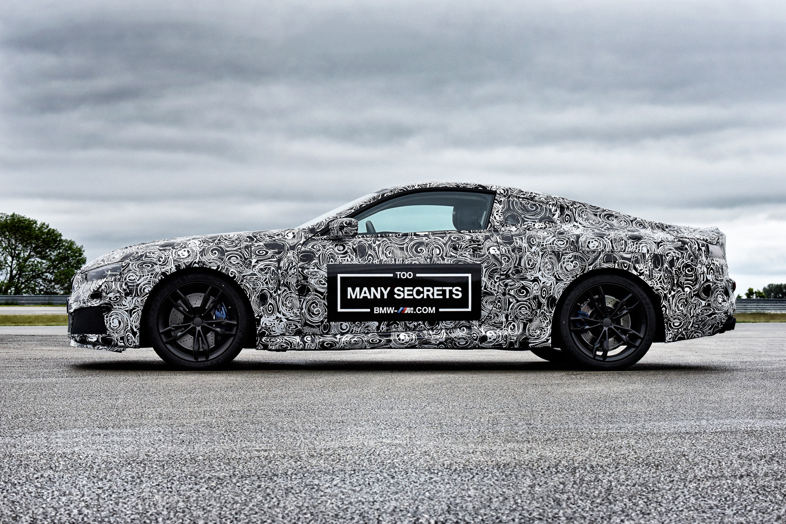 BMW M8 Race Car Will Spearhead Brand's Return to Le Mans