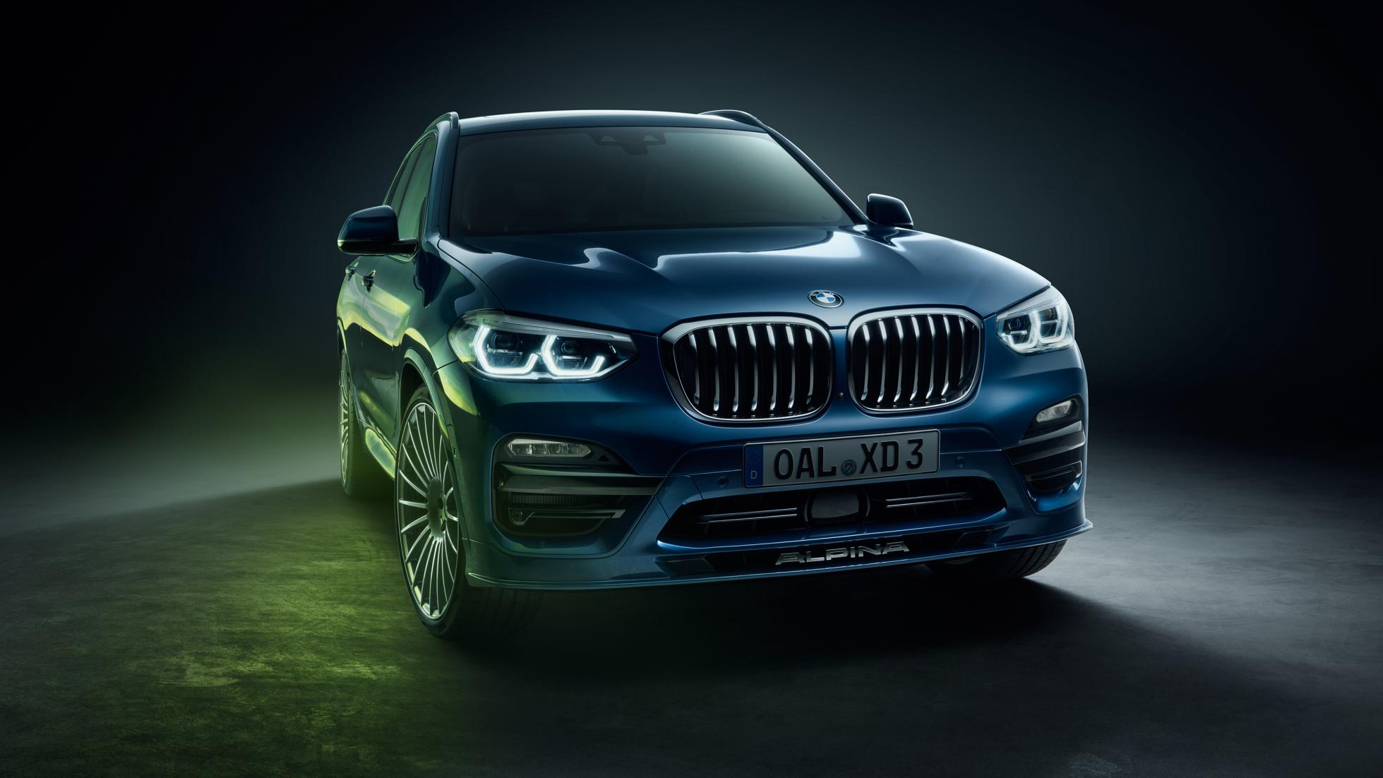The Alpina XD3 Makes a Weird Amount of Sense