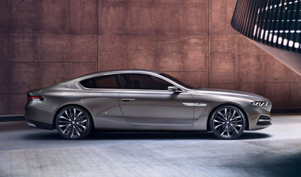 BMW is Bringing Back the Personal Luxury Coupe