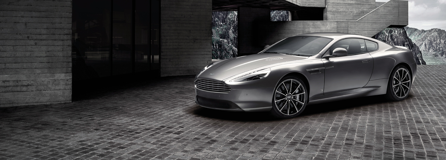 Live Out Your 007 Fantasies with the Aston Martin DB9 GT Bond Edition