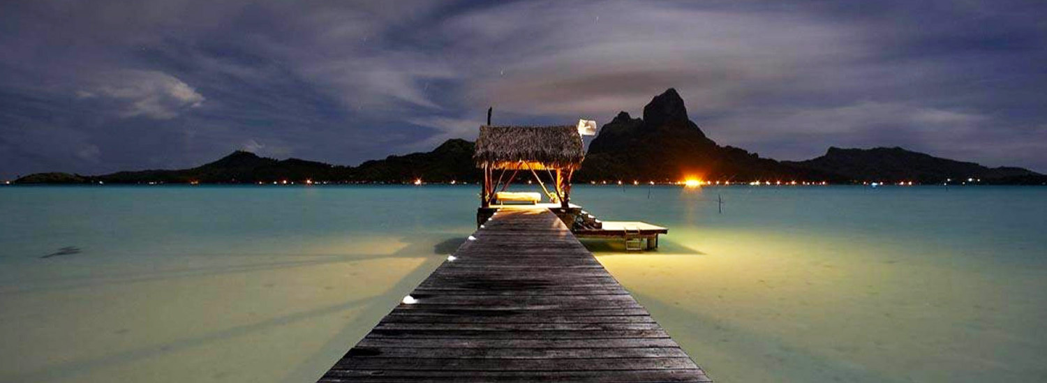 This Bora Bora Resort Is Up For Sale—And Might Be the Deal of the Century