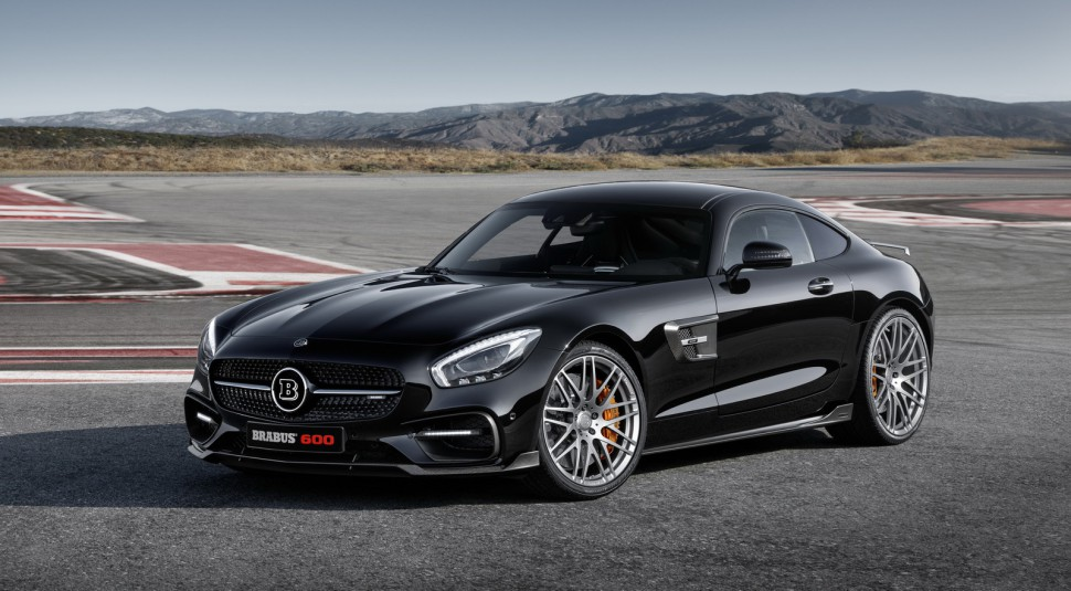 This New 600 Horsepower Mercedes-Benz Might Give You Whiplash