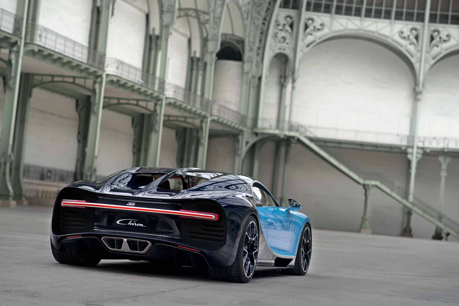 Bugatti Chiron Won't Get This Amazing Version Like the Veyron Did