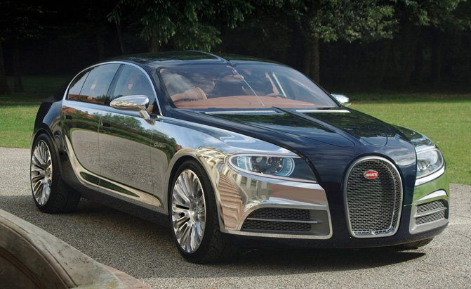 A Bugatti Galibier Is Still A Real Possibility—And So Is a Bugatti Chiron Roadster