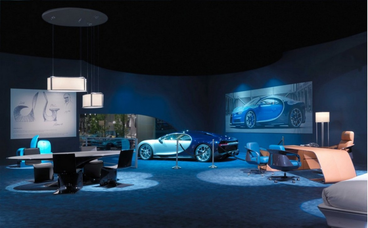 The Bugatti Home Collection Might Just Be As Cool As Its Cars