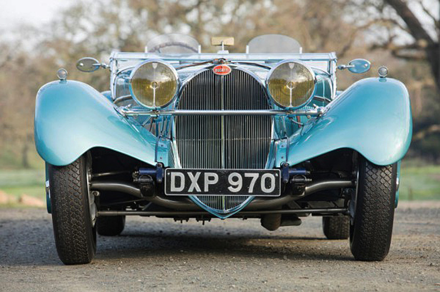 See the Most Expensive Bugatti Ever Sold at an Auction