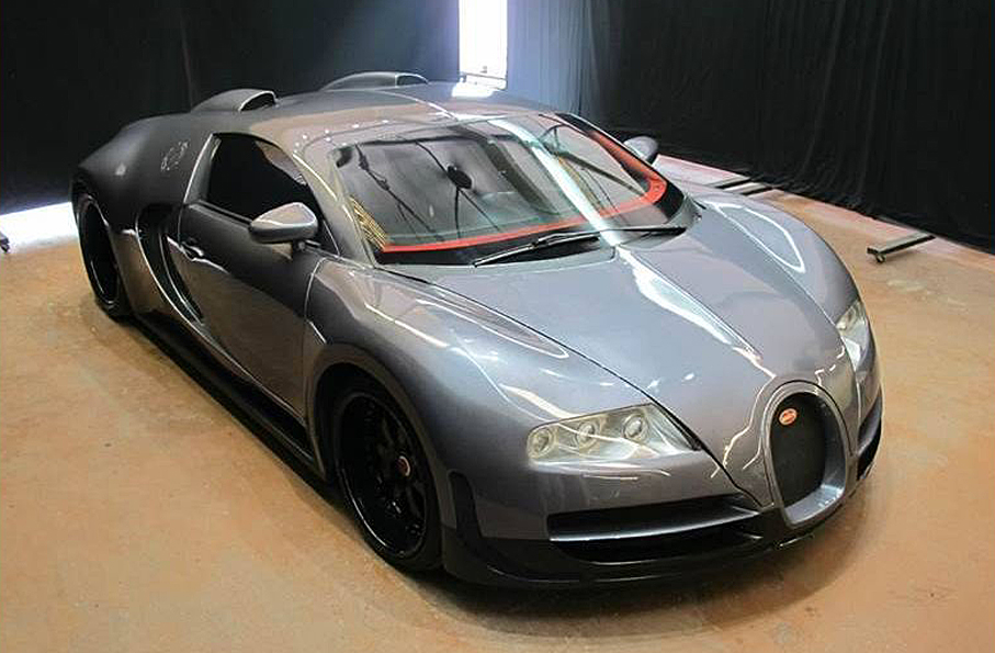 You Can Buy This Bugatti Veyron For Just $82,000