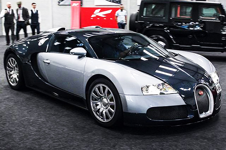 We Can't Believe Someone Would Actually Do THIS to Another's Bugatti Veyron