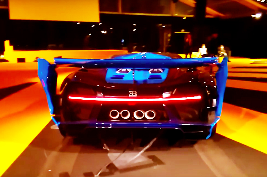 If The Bugatti Chiron Sounds Like This It'll Be Eargasms Everywhere