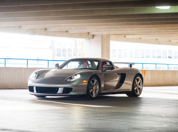 Bids on This Killer 2005 Porsche Carrera GT Will Start at $1 Million
