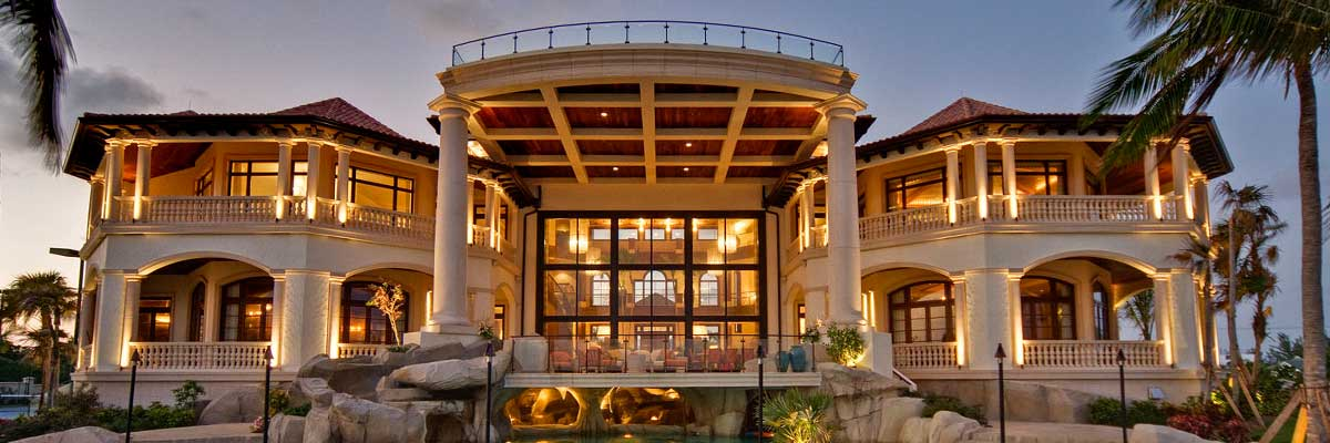 You Have to See Inside this Crazy $35 Million Cayman Islands Estate