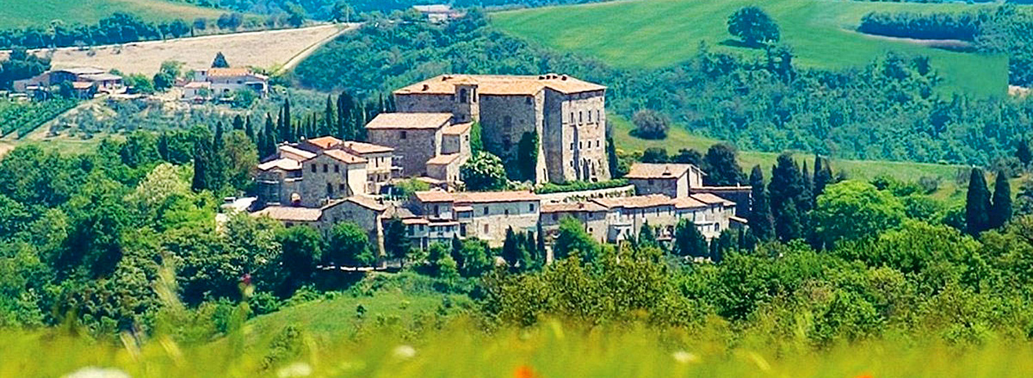 Live Like a King In This 10th Century Italian Castle
