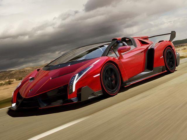 The Ultra-Exclusive Lamborghini Centenario is Already Sold Out