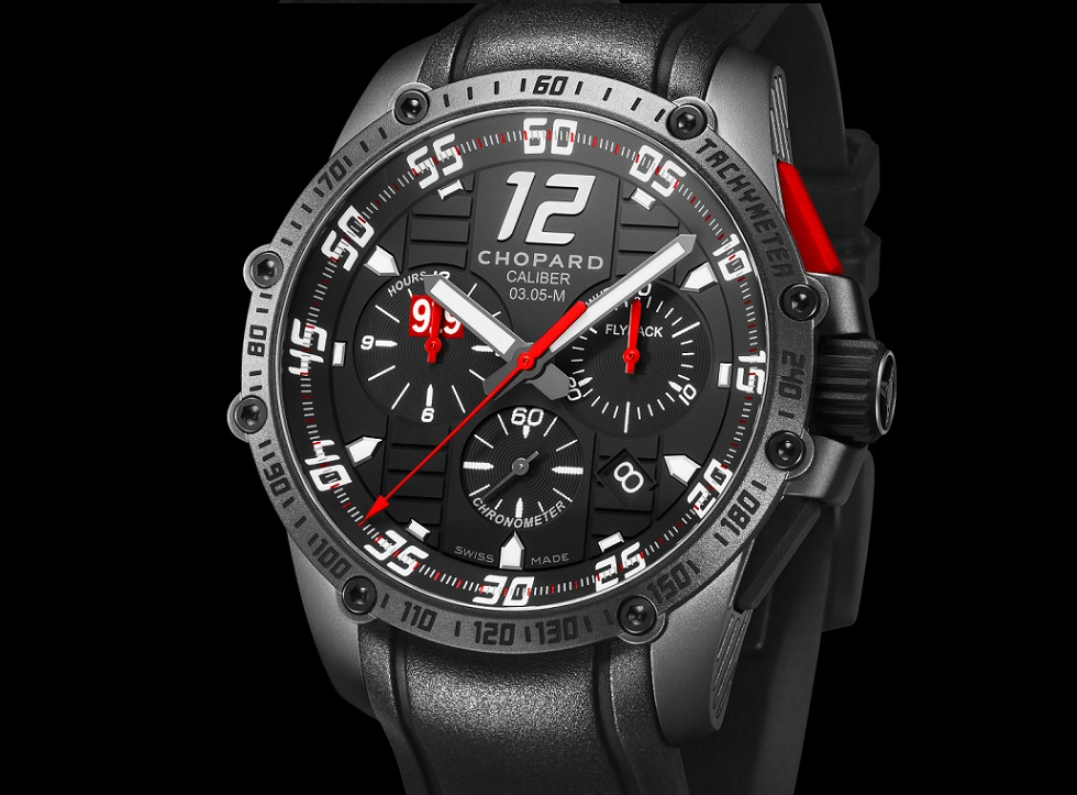 Chopard Superfast Chrono Porsche 919 Black Edition is a Racing Fan's Dream Watch