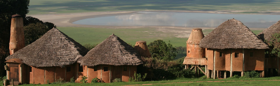 crater lodge