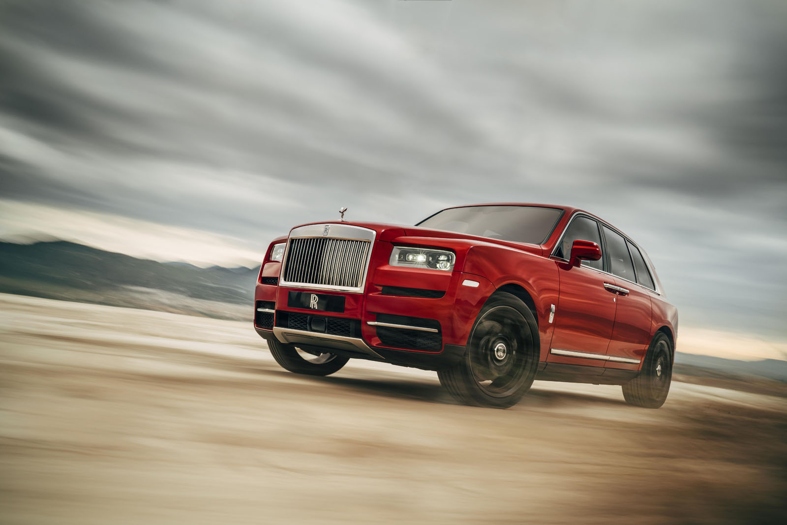 TOP 10 BETTER NAMES FOR THE CULLINAN, ROLLS ROYCE