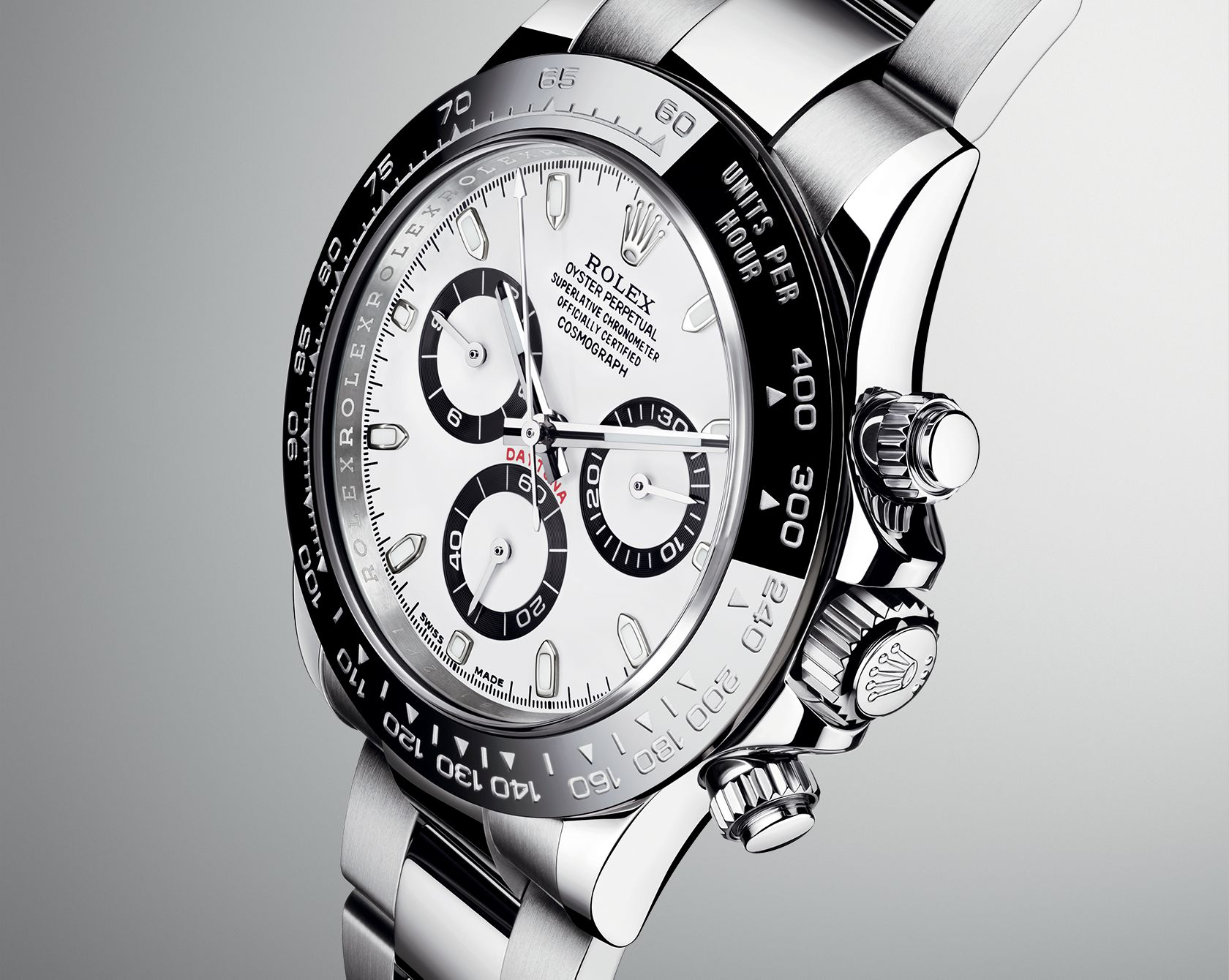 Paul Newman's Favourite Rolex—the Daytona—Just Got a Style Upgrade