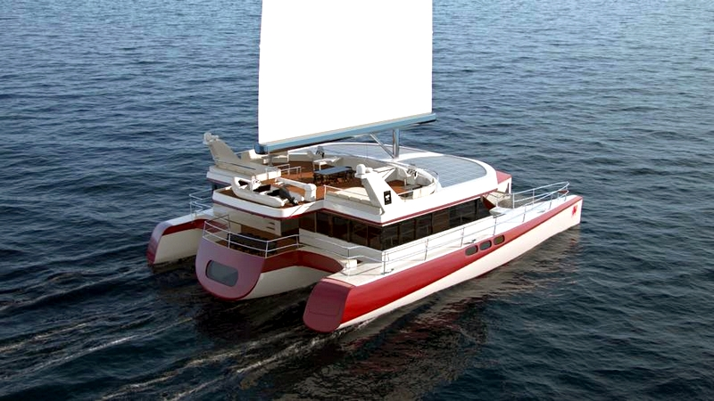 The Dragonship 25 Is 82-Feet of Emissions Free Yachting