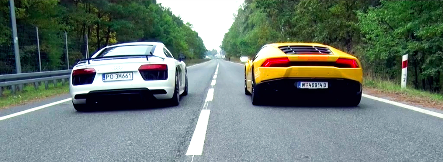 Here's Why the New Audi R8 is Better than the Lamborghini Huracan