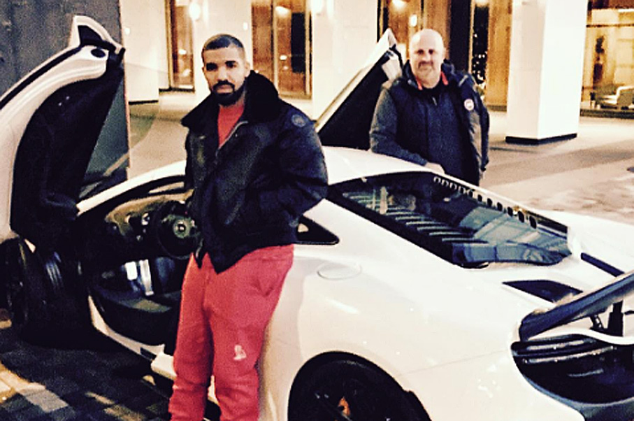 Why Drake Just Bought a New Rolls-Royce Dawn and a McLaren 675LT
