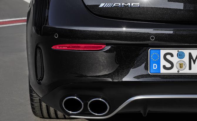 Trademark Signals Arrival of Mercedes C 53 AMG