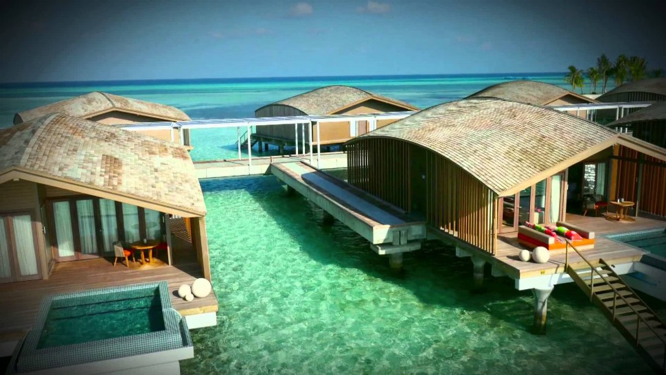 This Super Luxury Maldives Resort Has One Incredible Secret