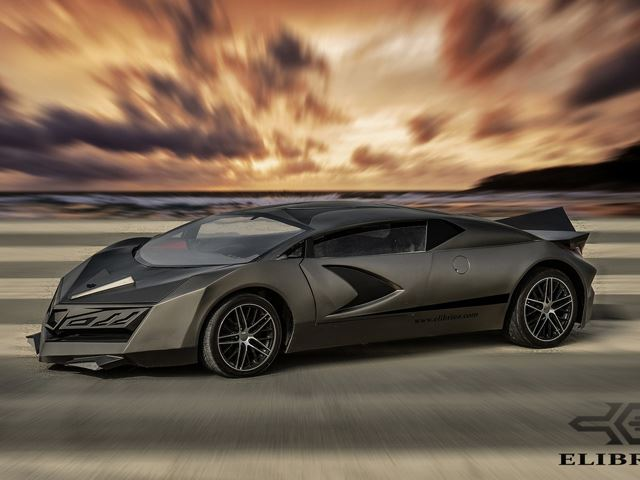 Is This the Worst-Looking Concept Car Of The Year? Or Is It Just Aggressive?