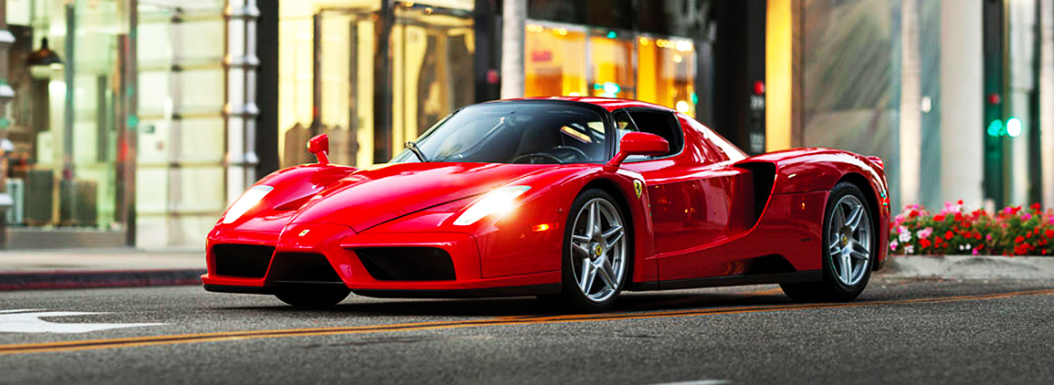 It Looks Like Floyd Mayweather's Ferrari Enzo Might Be Up For Sale Again
