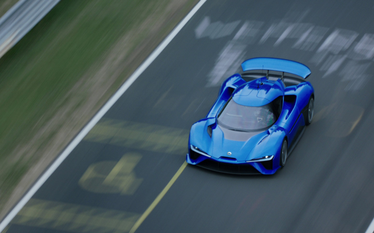 The Fastest Road Car Ever to Lap the Nürburgring is Currently the All-Electric NIO EP9