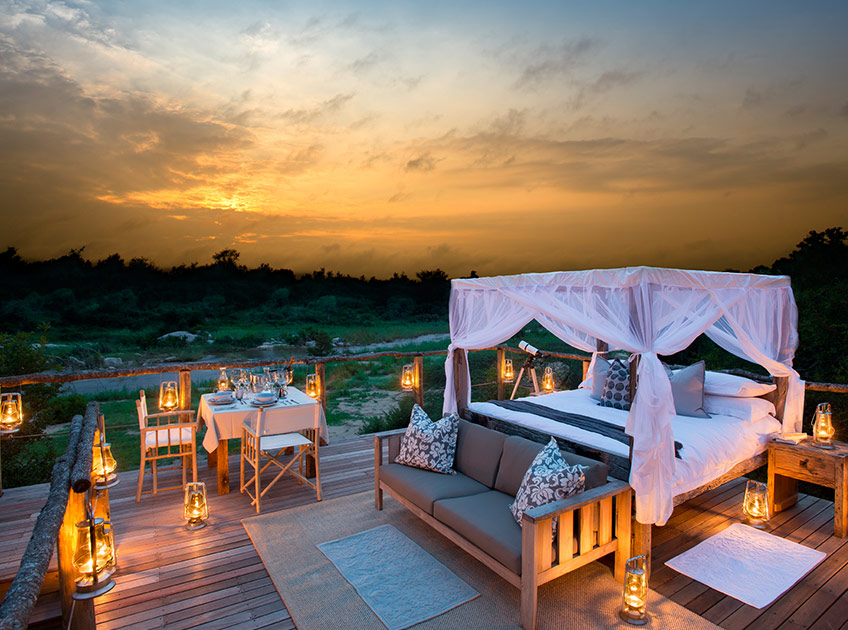These 5 Luxury African Safari Resorts Will Take Your Breath Away