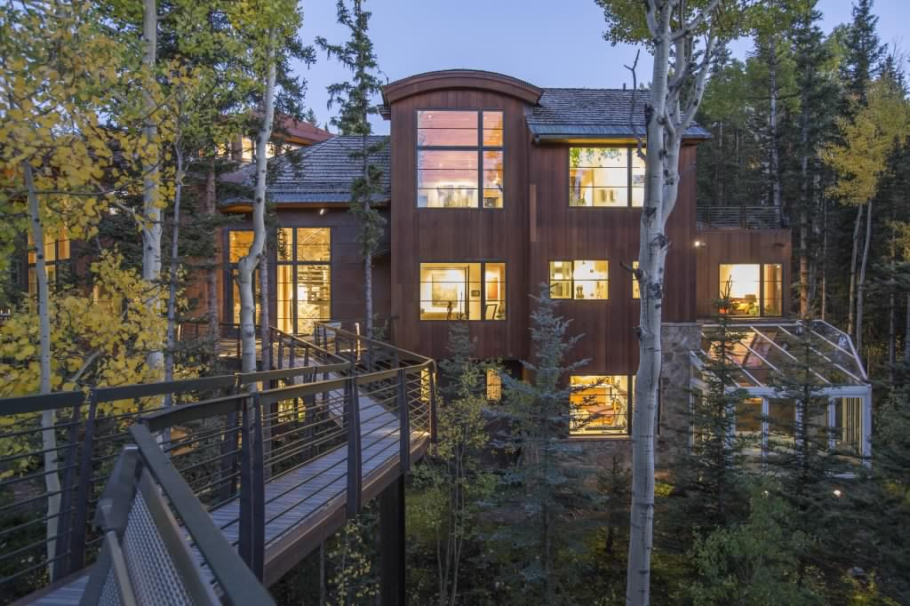 Oprah's New $14-Million Ski Mansion has Everything — Even a Mine With A Secret