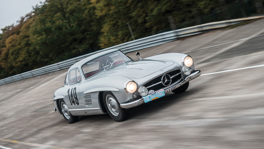 It's Time to Add THIS to Your Collection: the 1955 Mercedes-Benz 300 SL Gullwing