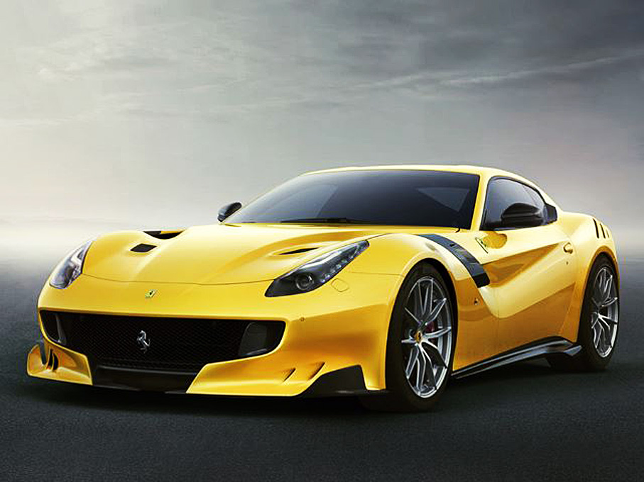 You Can Finally See and Hear The Ferrari F12tdf in Action in This New Video