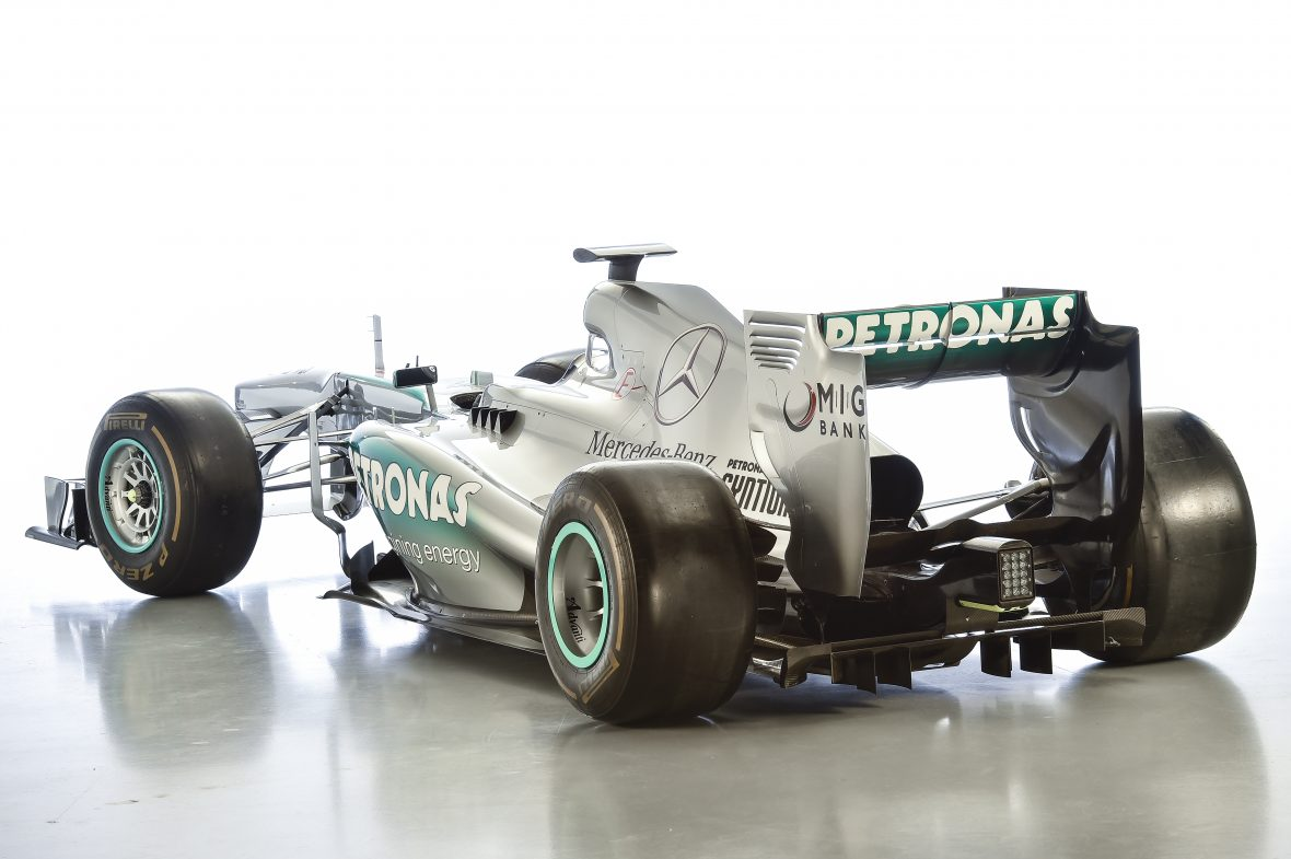 Mercedes is Trying to Get Rid of Lewis Hamilton\'s Old Race Car ...