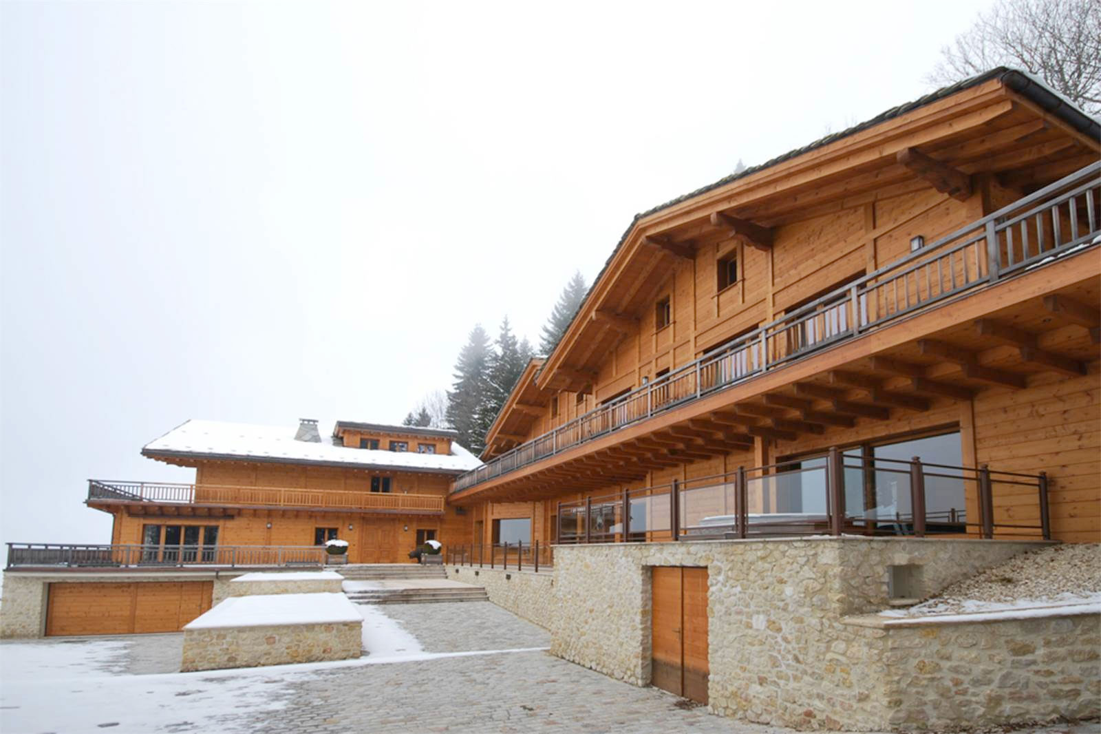 Silence and Skiing in Switzerland for $19 Million